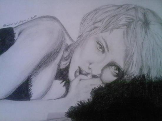 Scarlett Johansson by Vanesa.S
